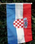 HAND WAVING FLAG - Croatia